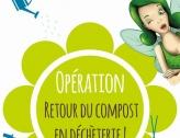 retour du compost en déchetterie