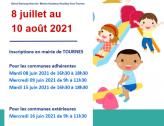 centre aéré 2021