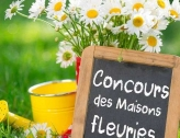 Concours des maisons fleuries: inscription obligatoire
