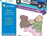 bus de la mission locale à Tournes