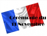 cérémonie du 11 novembre (restreinte)
